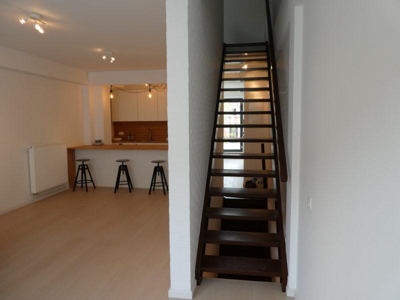 Van oude drukkerij naar 2 moderne appartementen