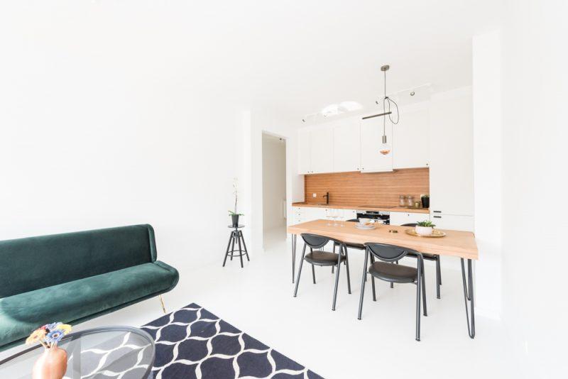 Compact modern appartement