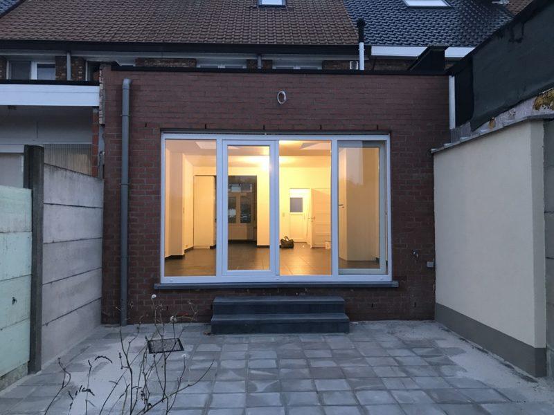 Renovatie kleine woning in tuinwijk
